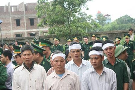 Gia đình Trung tá Nguyễn Minh Đãi