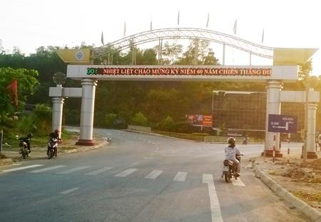 Háo hức lên Điện Biên trước lễ kỷ niệm 60 năm chiến thắng lẫy lừng