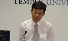 Ông Đinh Kim Phúc, giảng viên khoa Đông Nam Á học, Đại học Mở TP.HCM