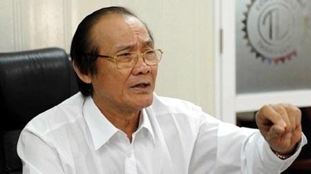 Tiến sĩ Trần Công Trục, nguyên Trưởng ban Biên giới Chính phủ (ảnh: Vietnamnet)