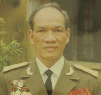 Đại tá Nguyễn Hữu Tài
