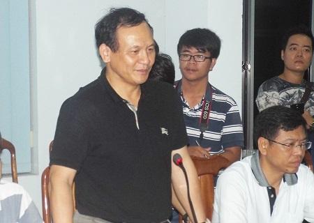 Cục trưởng Cục hàng hải Việt Nam