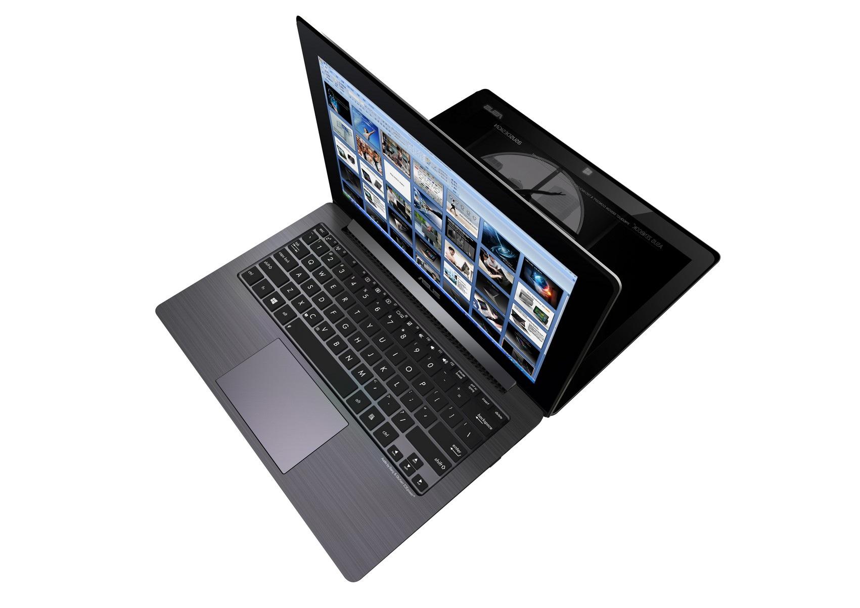 Asus Taichi - chiếc notebook màn hình kép tích hợp tablet cảm ứng.
