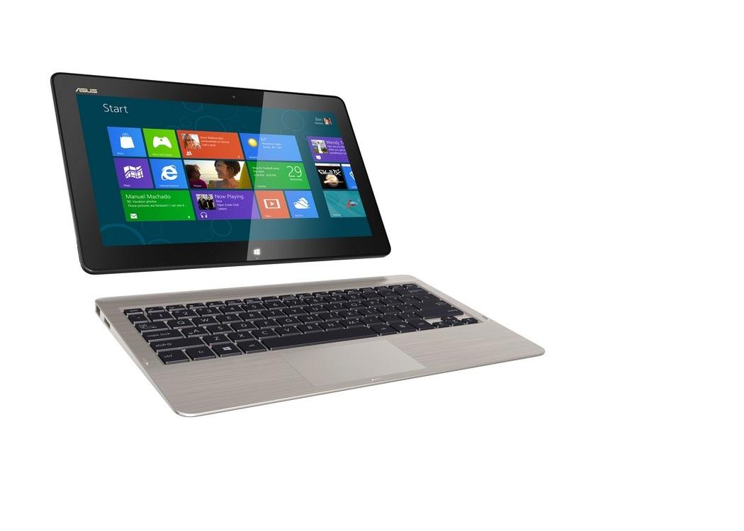 Asus Tablet 810 chạy trên nền Windows 8.