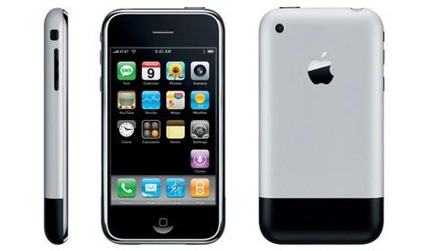 iPhone 2G sắp thành đồ cổ ?