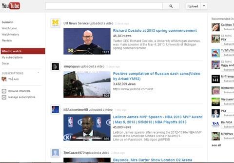 YouTube sẽ bắt đầu tính phí dịch vụ