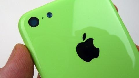 Hình ảnh được cho là của iPhone 5C.