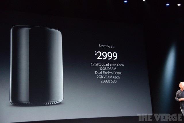 Nếu như các dòng sản phẩm khác của Apple được sản xuất tại Trung Quốc thì Mac Pro được làm tại Mỹ.