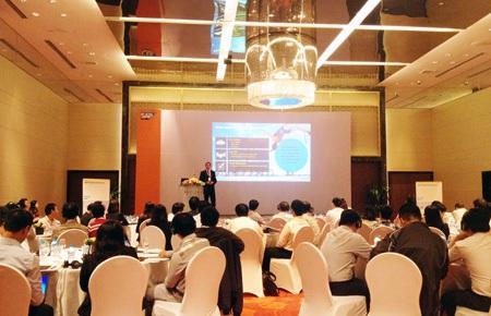 Hội thảo về Giải pháp ứng dụng trên Điện toán đám do SAP tổ chức