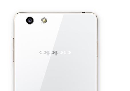 Điện thoại Oppo R1 ra mắt, giá 9 triệu đồng