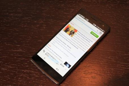 Sản phẩm có màn hình rộng 5,5-inch