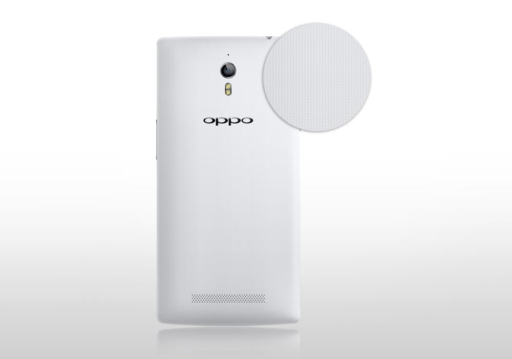 Ngắm thiết kế khác biệt đến từ OPPO Find 7