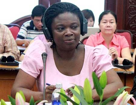 World Bank muốn thay đổi phương thức giải ngân ODA - 1