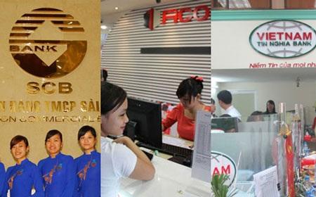 Ngân hàng hợp nhất SCB chính thức hoạt động từ 1/1/2012 - 1