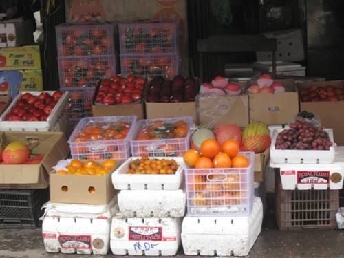 Kinh doanh hoa quả Trung Quốc: Một vốn bốn lời - 1