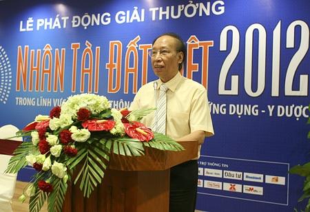 Phát động giải thưởng Nhân tài đất Việt 2012