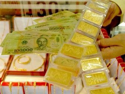 Chênh lệch giữa giá vàng trong nước và thế giới cũng đã được rút ngắn,