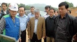 Bộ trưởng Đinh La Thăng lại yêu cầu thay nhà thầu kém