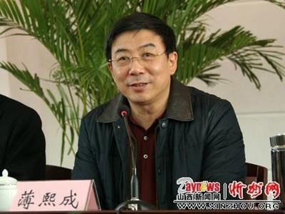 Bạc Hy Thành - em trai ông Bạc Hy Lai.