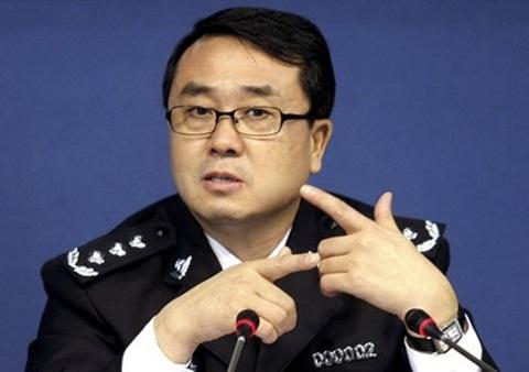 Vương Lập Quân, cựu giám đốc công an Trùng Khánh - Ảnh: Xinhuanet