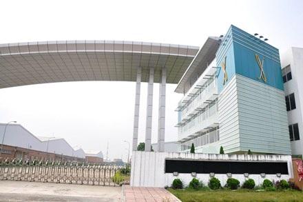 Nhà máy Luxfashion - dự án gây thất thoát hàng nghìn tỉ đồng.