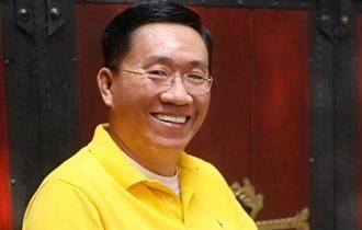 Ông Nguyễn Lâm Viên, Tổng Giám đốc Công ty Vinamit.