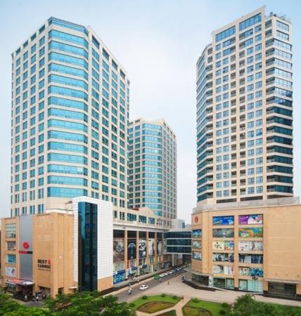 Tòa nhà Vincom Center Bà Triệu