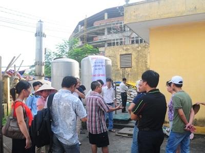 Vụ phát hiện nguồn nước nhiễm asen khiến không ít người Hà Nội ăn ngủ không yên vào năm ngoái