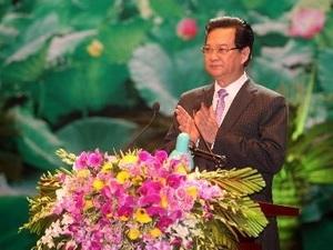 Thủ tướng Nguyễn Tấn Dũng. (Ảnh: Trần Việt/TTXVN)