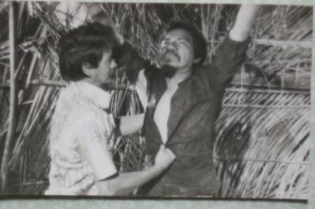Hình tượng giang hồ Bình Xuyên - Bảy Viễn - trong phim Dưới cờ đại nghĩa.