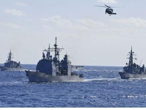 Nhật - Mỹ tập trận chiếm đảo, Trung Quốc hậm hực