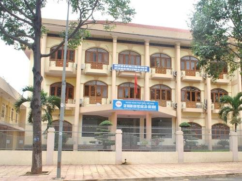 Trụ sở Ngân hàng Phát triển Việt Nam chi nhánh Đắk Lắk - Đắk Nông, nơi có hàng loạt