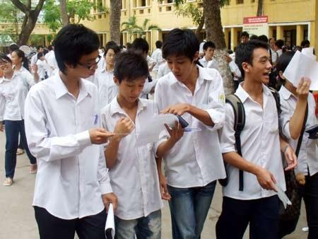 Tỷ lệ đỗ tốt nghiệp THPT ở Hà Nội thấp hơn năm trước (Ảnh minh họa)