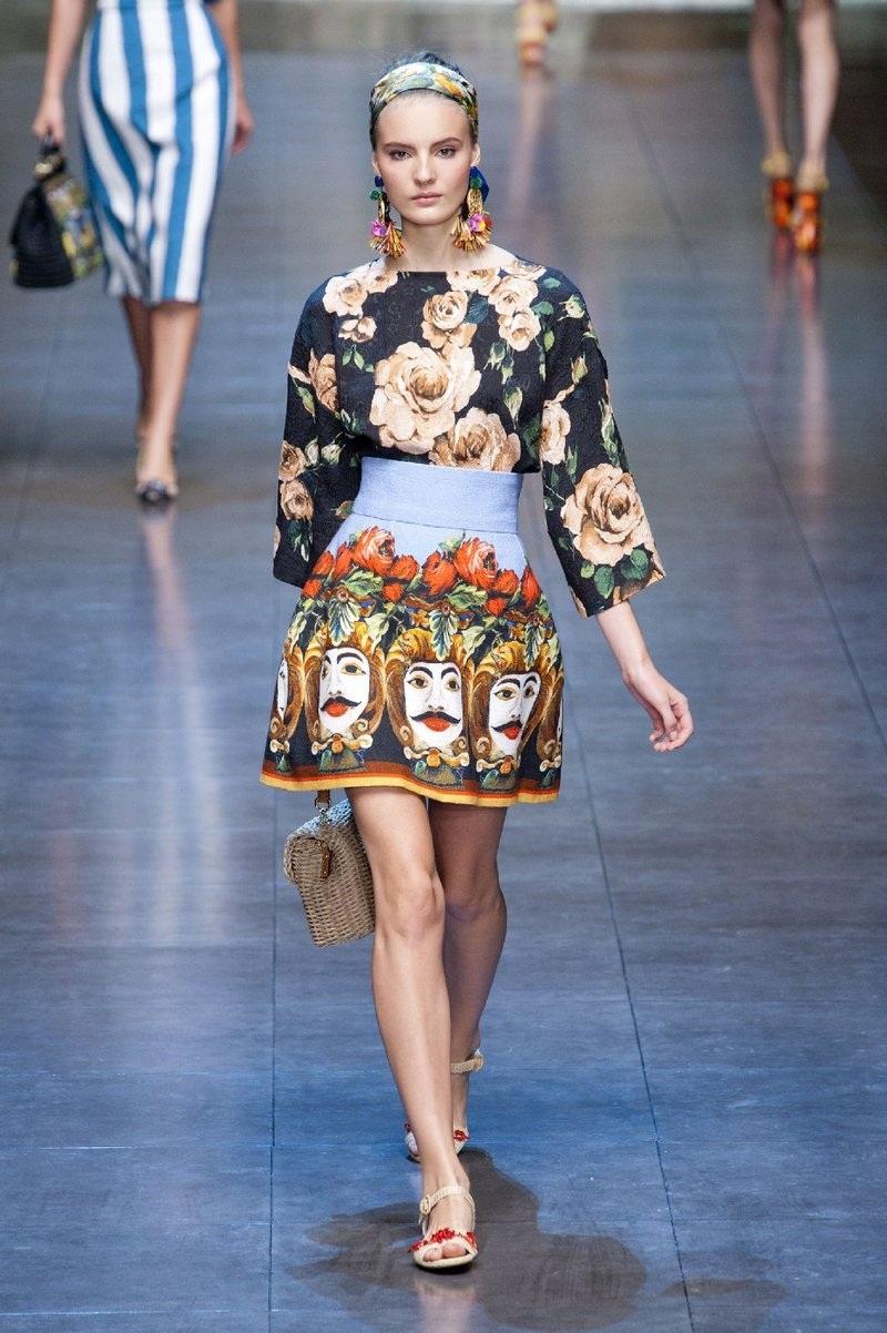 Các sao ưa chuộng Dolce & Gabbana