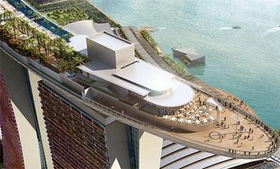 Marina Bay Sands, nơi có sòng bạc khủngcủa Las Vegas Sands