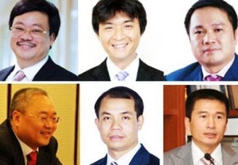 Những gương mặt thành công