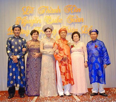 Chồng á hậu Dương Trương Thiên Lý là tân Chủ tịch NamA Bank