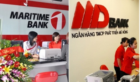 Maritime Bank nhận sáp nhập MDBank