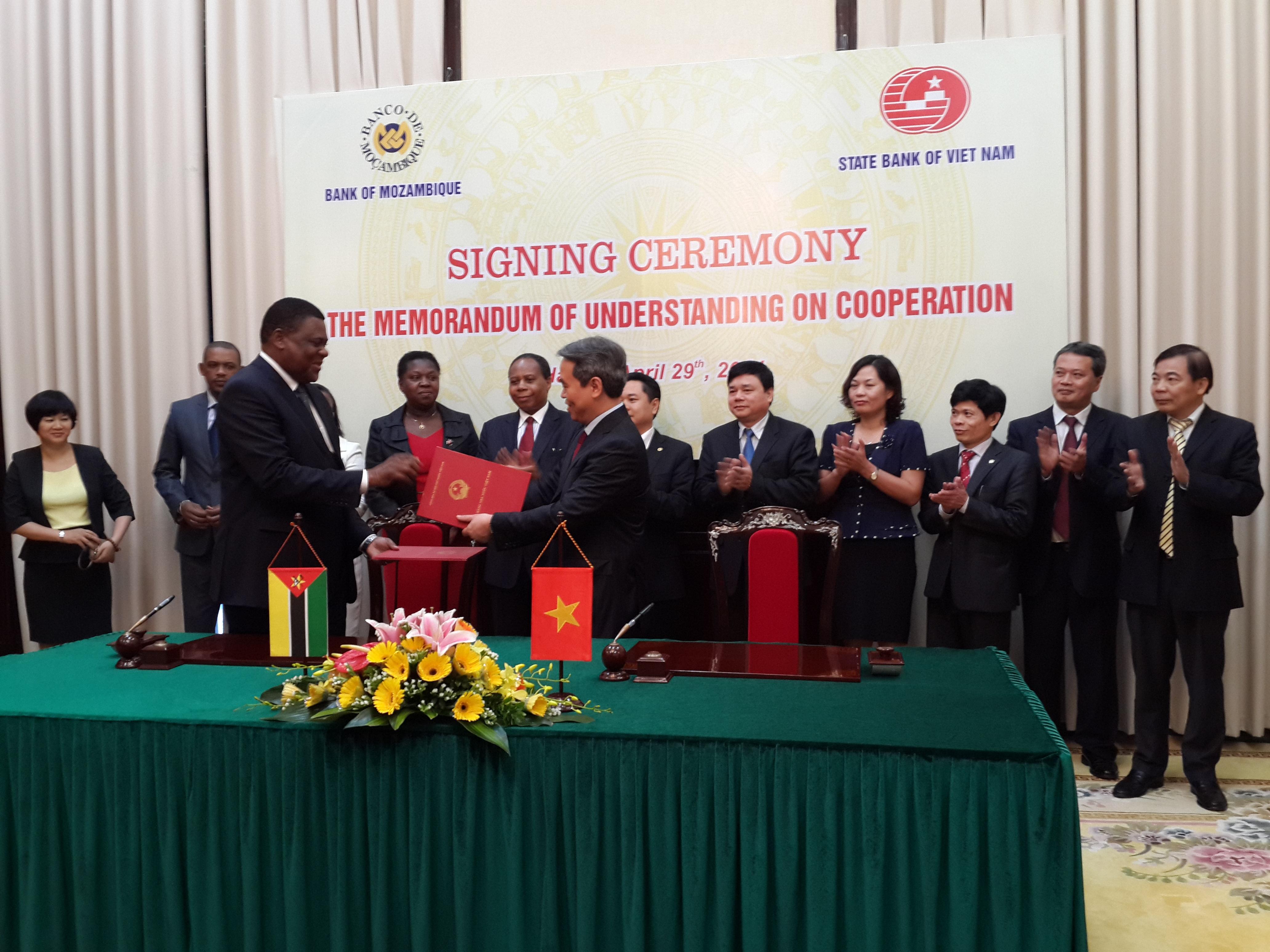 Ngân hàng Việt muốn lấn sân sang Mozambique
