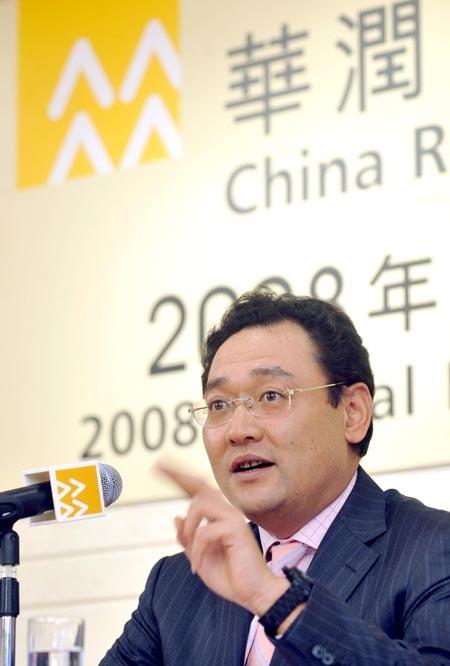 Ông Tống Lâm bác bỏ mọi cáo buộc tham nhũng. Ảnh: CNS