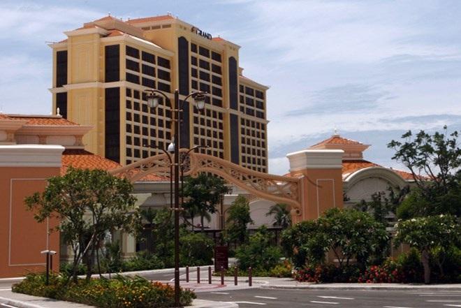 Hồ Tràm Strip là dự án khu nghỉ dưỡng quy mô lớn duy nhất có hạng mục casino đang hoạt động