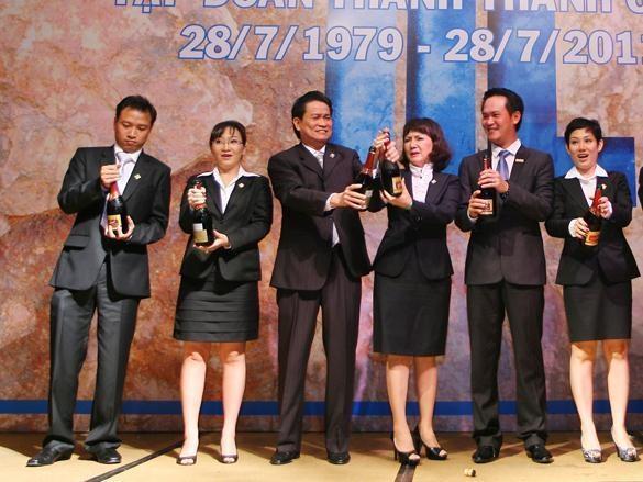 Điểm mặt những gia tộc kinh doanh nổi tiếng Việt Nam