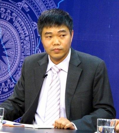 Ông Nguyễn Anh Tuấn - Viện trưởng Viện Năng suất VN.