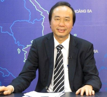 Ông Dương Đức Lân - Tổng Cục trưởng Tổng cục Dạy nghề (Bộ LĐ-TB&XH.