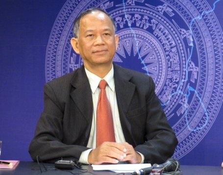 Ông Nguyễn Minh Phong - chuyên gia kinh tế