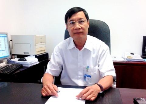Ông Nguyễn Toàn Phong - Giám đốc