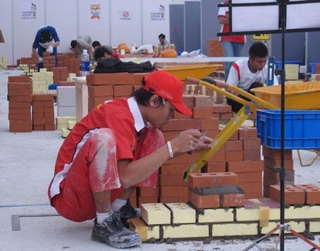 Thông tin do Tổng Cục Dạy nghề (Bộ LĐ-TB&XH) công bố ngày 14/1 tại Hà Nội.