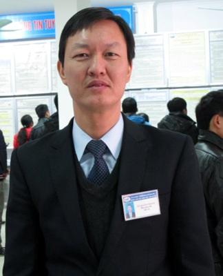 Ông Vũ Quang Thành