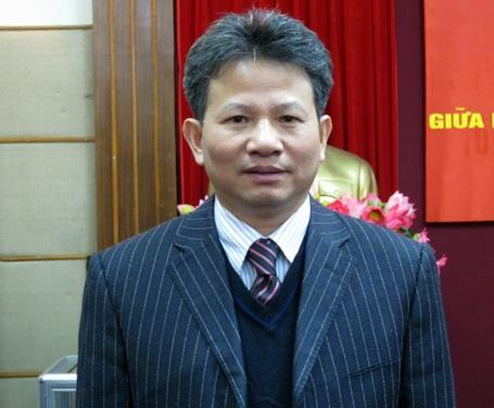 Ông Đỗ Văn Sinh, Phó Tổng Giám đốc Bảo hiểm xã hội Việt Nam
