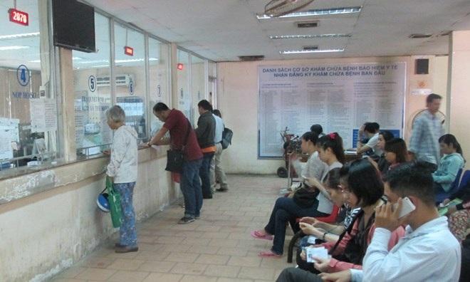 Đăng ký thất nghiệp tại Trung tâm giới thiệu việc làm TPHCM. Ảnh: Nam Dương